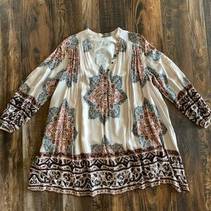 BNWT Free People Tunic Dress